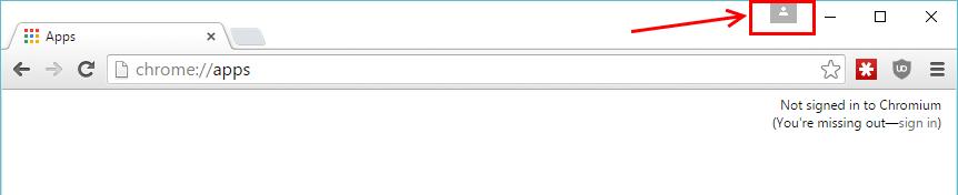 chrome click user icon1
