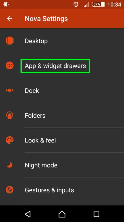How to Add Folder in Nova Launcher - Sebastian Expert