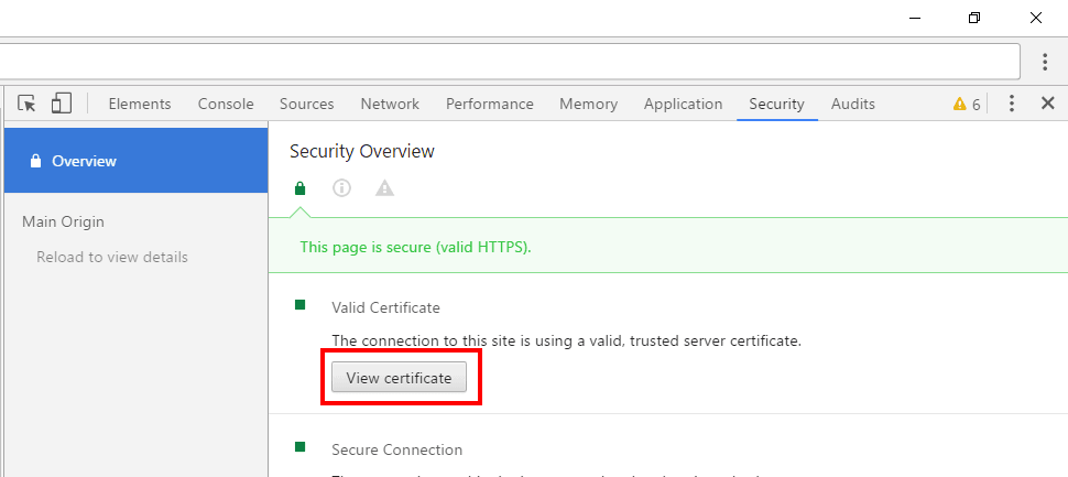 Add Certificate On Google Chrome